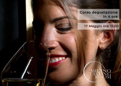Corso base degustazione vino