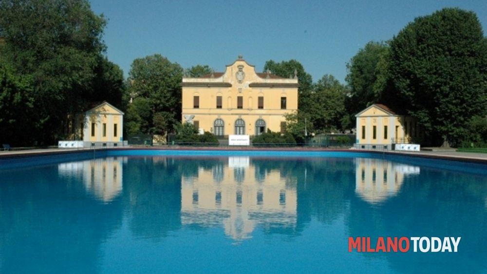 Maniaco si masturba in piscina  Milano  Centro Balneare Romano via Ampere  Arrestato