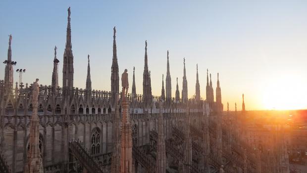 Visite guidate al Duomo di Milano agosto 2016