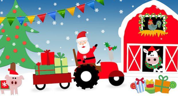 Natale per bambini in fattoria tra elfi renne e Santa Claus