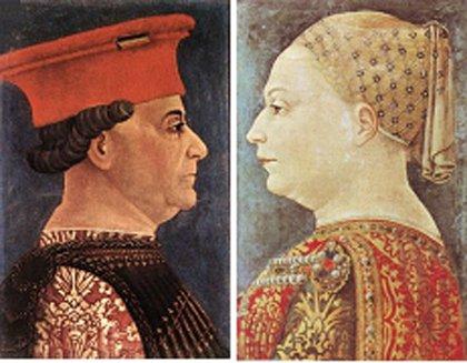 Герцог и герцогиня Сфорца