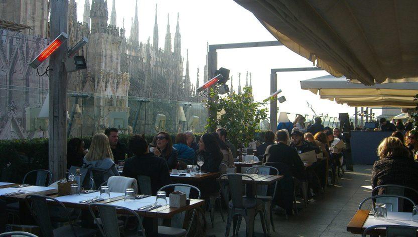 Руфтоп бар