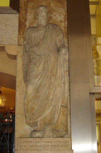 Omm de preja - миланский каменный человек