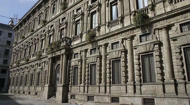 Миланская мэрия - Палаццо Марино