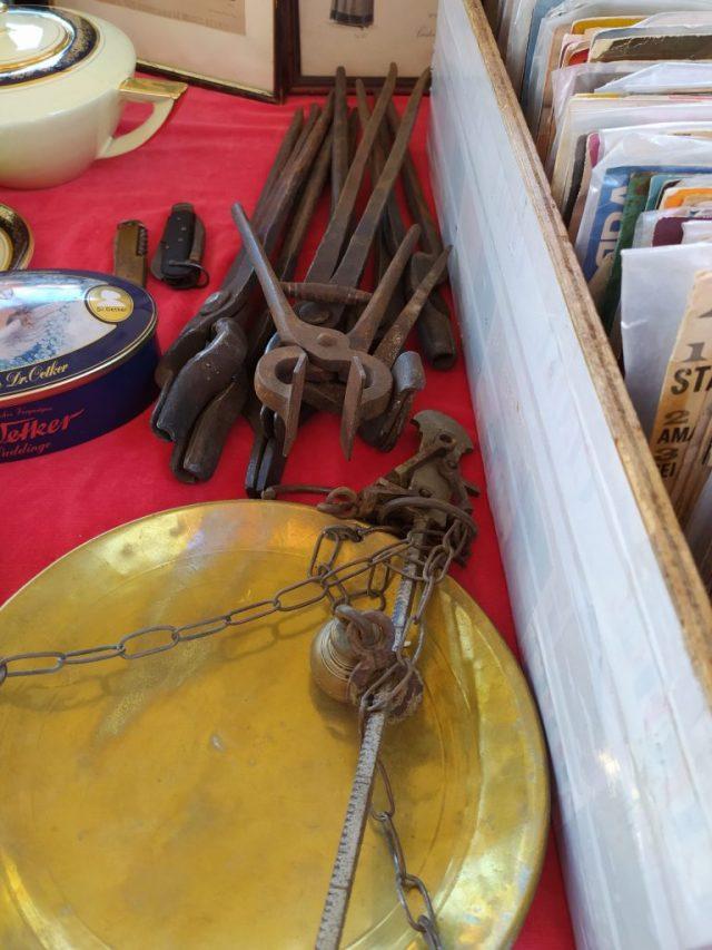 Fiera di Sinigalia миланский блошиный рынок