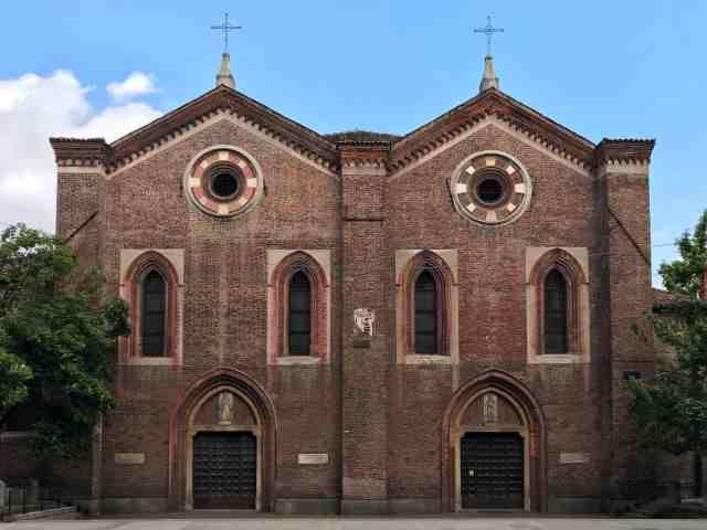 Церковь дель-Инкороната в Милане