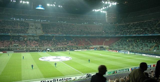 Milan gör ett försök att köpa mark i Expo