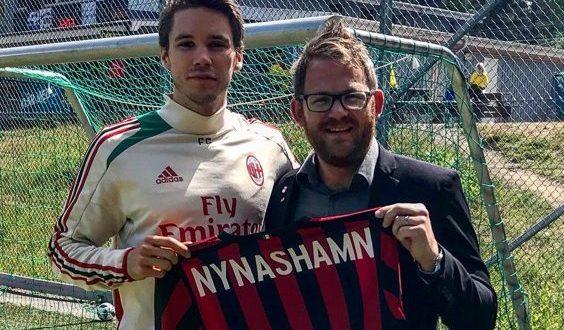 Exklusiv intervju: Filip Goethals om Milans satsning på ungdomsfotboll i Nynäshamn