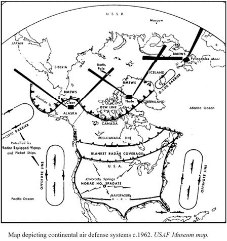 North American Aerospace Defense Command (NORAD) 60th