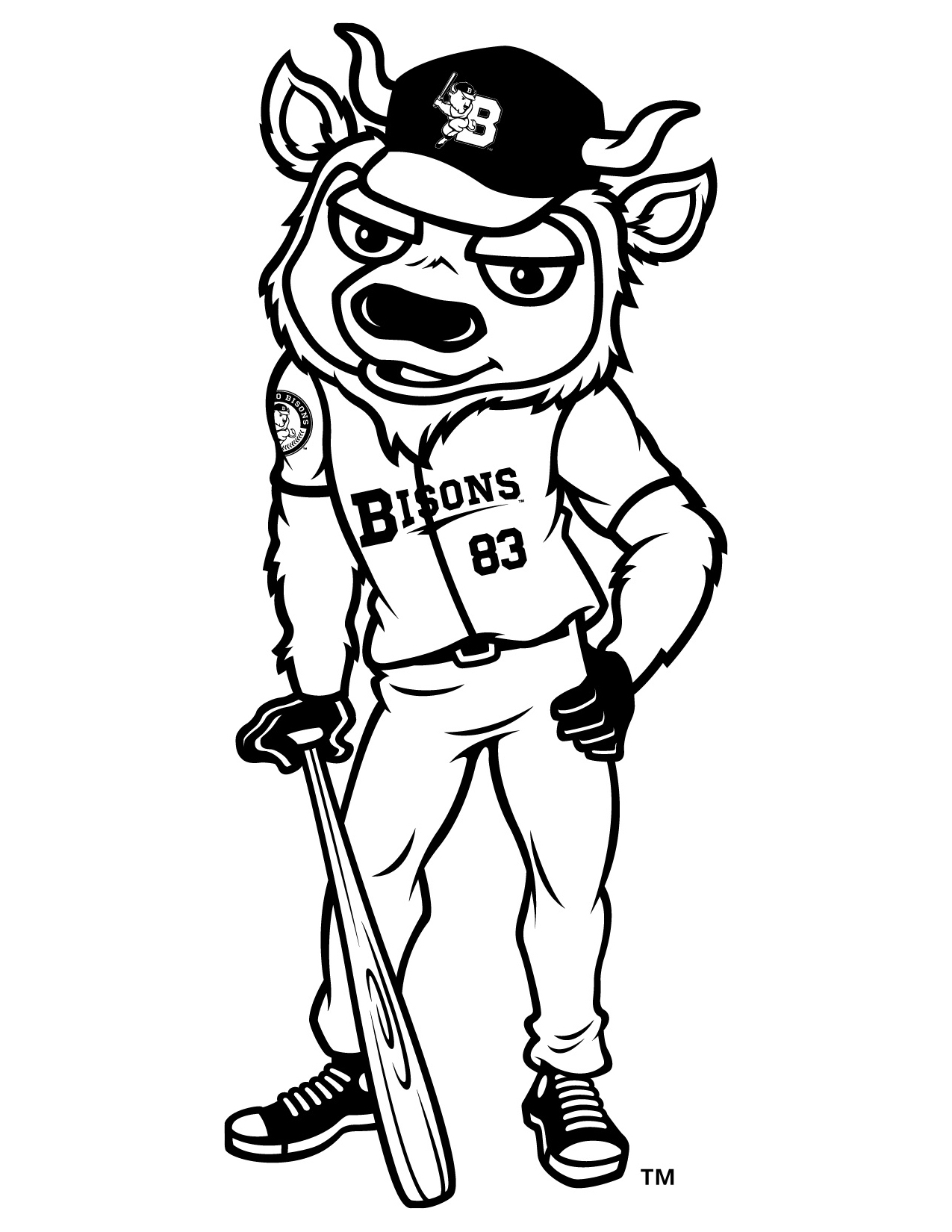 Phillies Baseball Team Coloring Page Coloring Pages