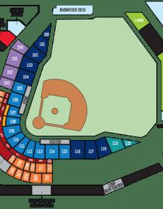 Seating map  pricing also oklahoma city dodgers ballpark rh milb