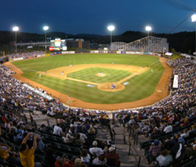 People's Natural Gas Field at Blair County Ballpark (source: milb.com)
