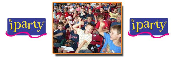 Birthday Parties  Pawtucket Red Sox Tickets
