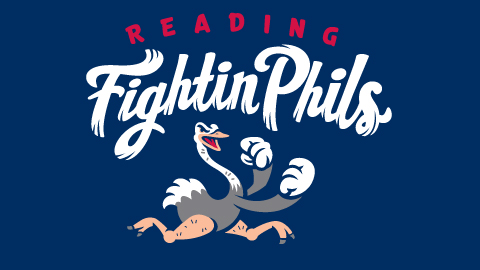 The Reading Fightin Phils will be taking the field in 2013.