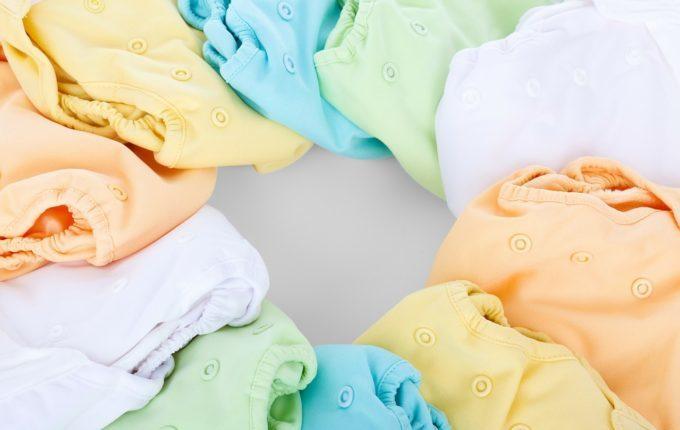 Dauerstillen oder auch Clusterfeeding - Windeln