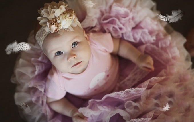 Mein Sohn mag Mädchensachen - Baby als Prinzessing