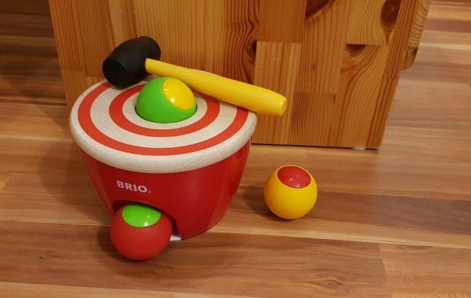 BRIO® Kugel-Hammerspiel