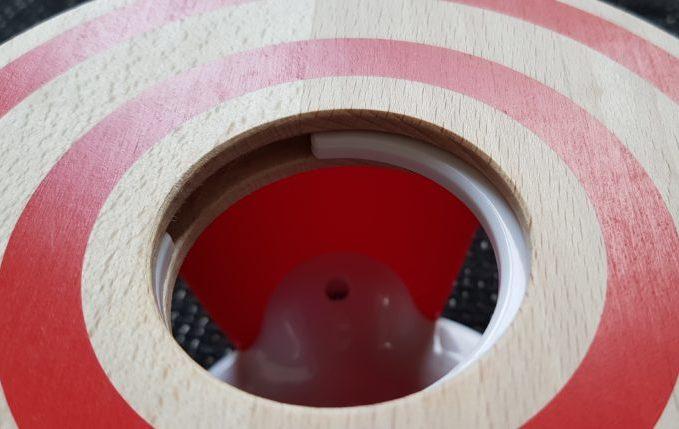 Deckel von BRIO® Kugel-Hammerspiel