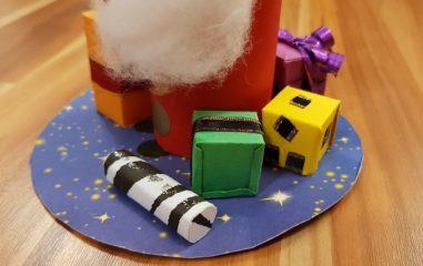 Gebastelte Geschenke