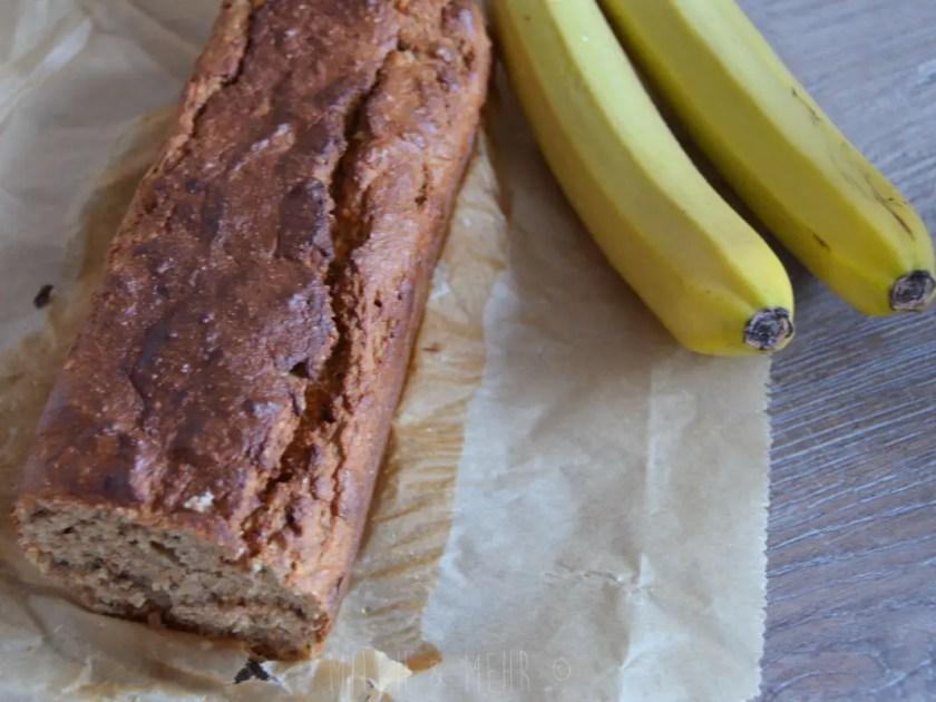 Bananenbrot Rezept Baby zuckerfrei