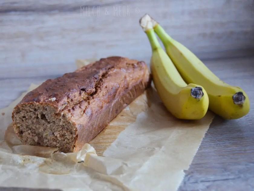 Bananenbrot Zuckerfrei Kleinkind