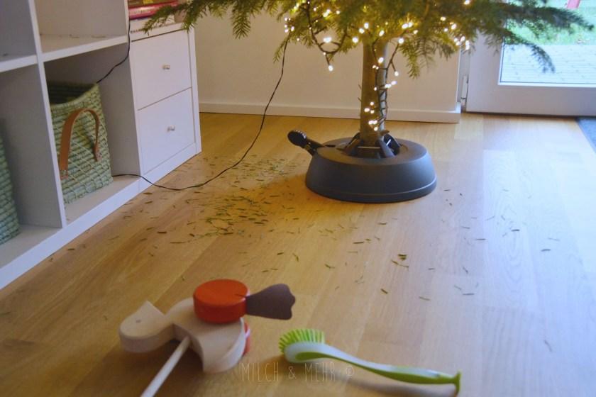 WIB #kw1 Tannenbaum abschmuecken