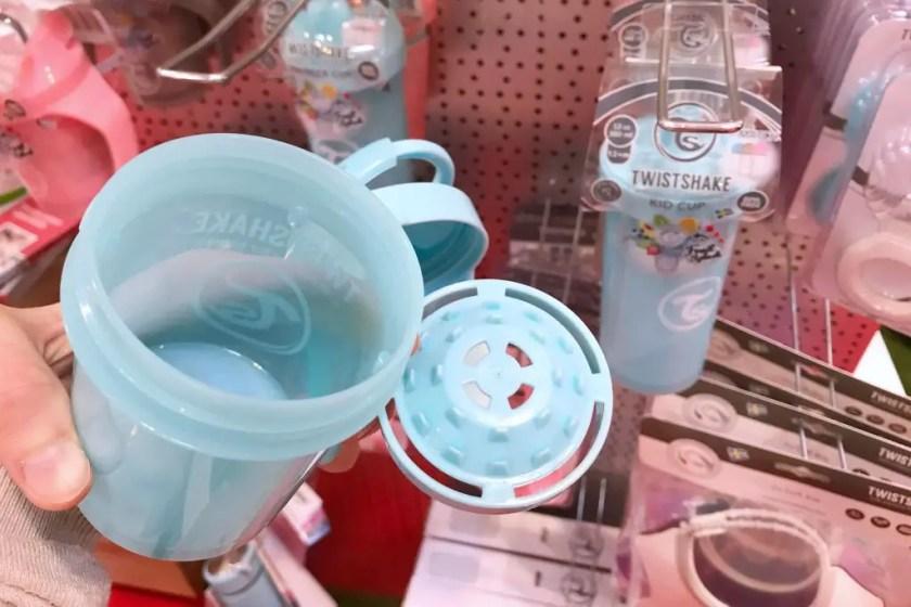 Twistshake Wasserbecher Babywelt Messe Essen
