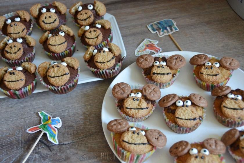 Affenmuffins Backen Anleitung