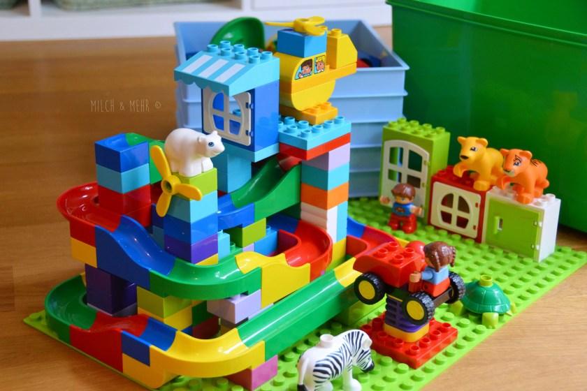 kreative Duplo Bauwerke auf Mamablog