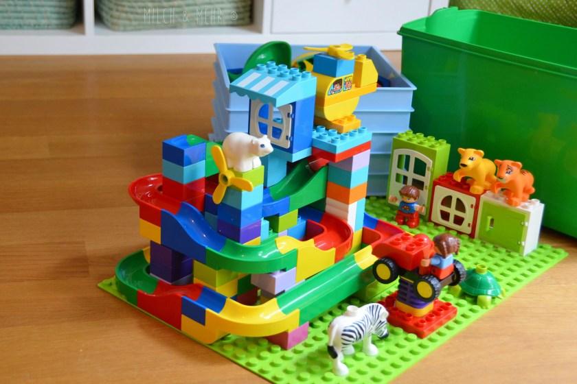 Hubelino mit Lego Duplo bauen
