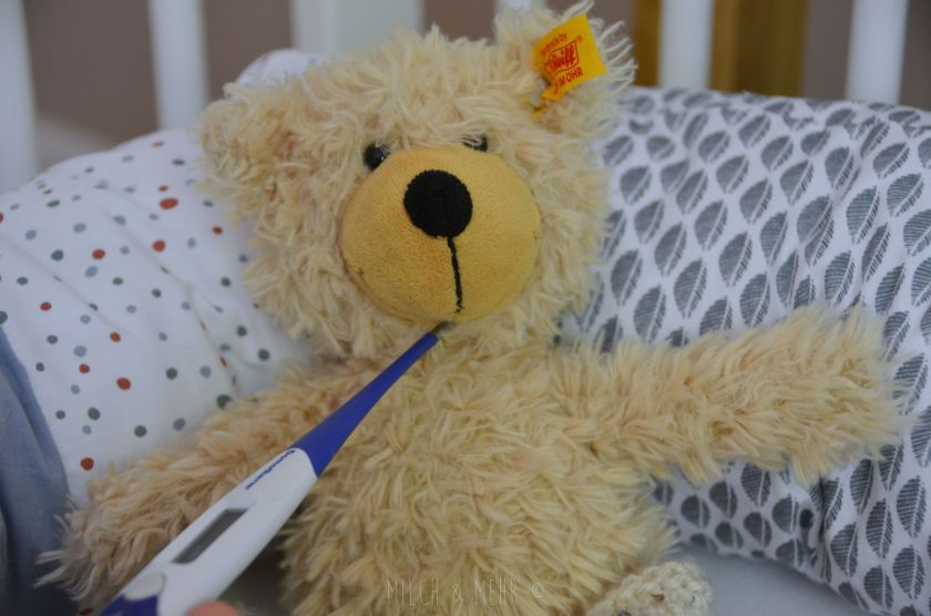Fieber und Schmerzen bei Kindern richtig behandeln Leitfaden