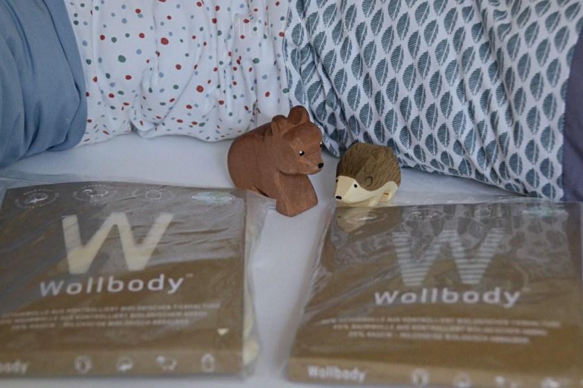 Babykleidung Wolle Seide Milchfaser