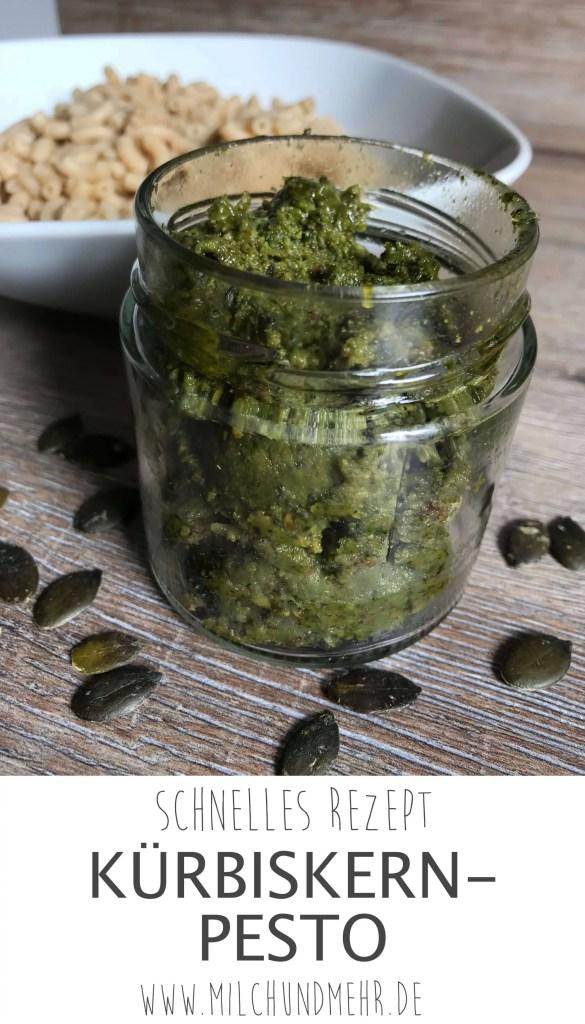 Rezept Kuerbiskern Pesto