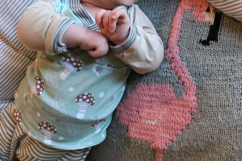 WIB #kw43 Baby Outfit Genaeht