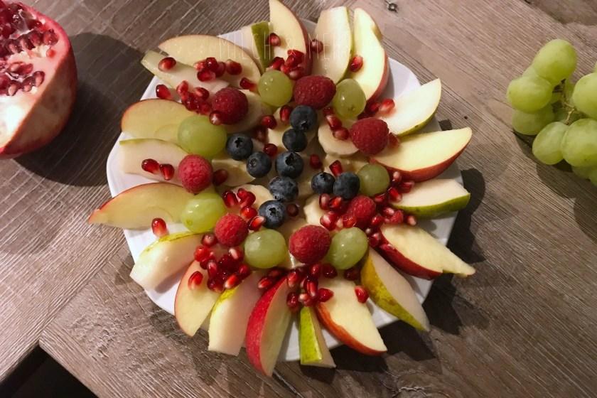 WIB #kw43 Obst zum Fruehstueck