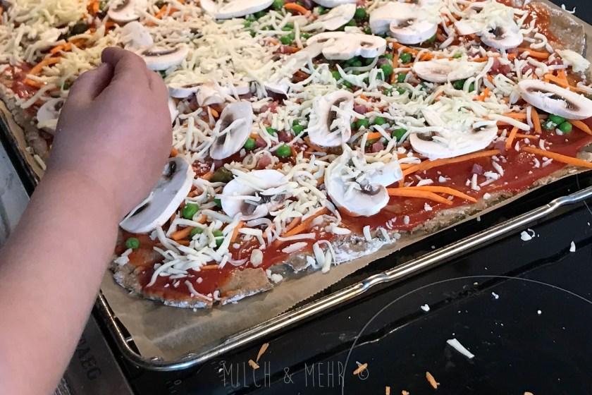 WIB #kw48 Pizza mit Roggenteig