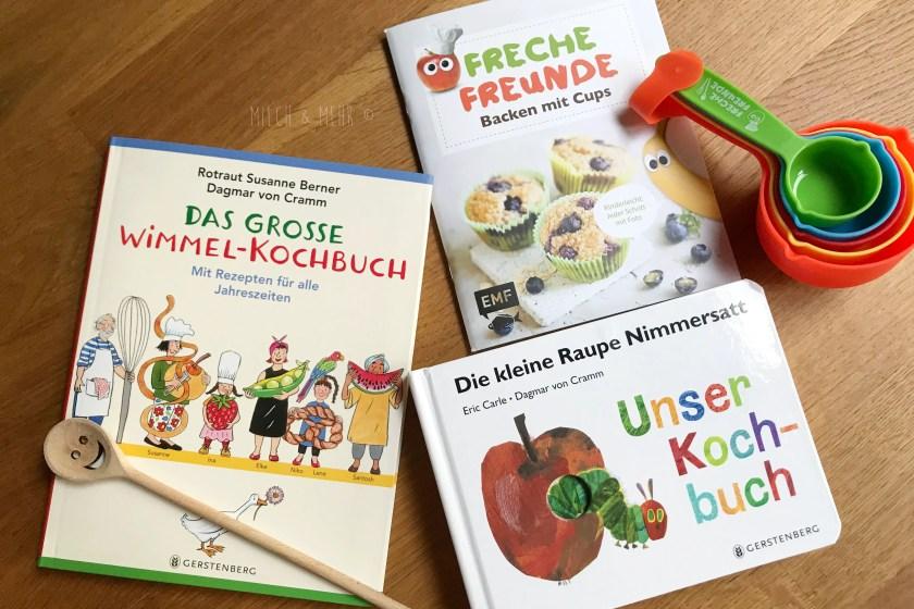 Familienkochbuch zum dritten Geburtstag