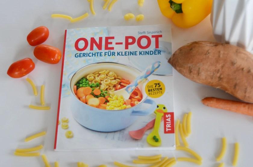 Buchtipp One Pot Steffi Sinzenich