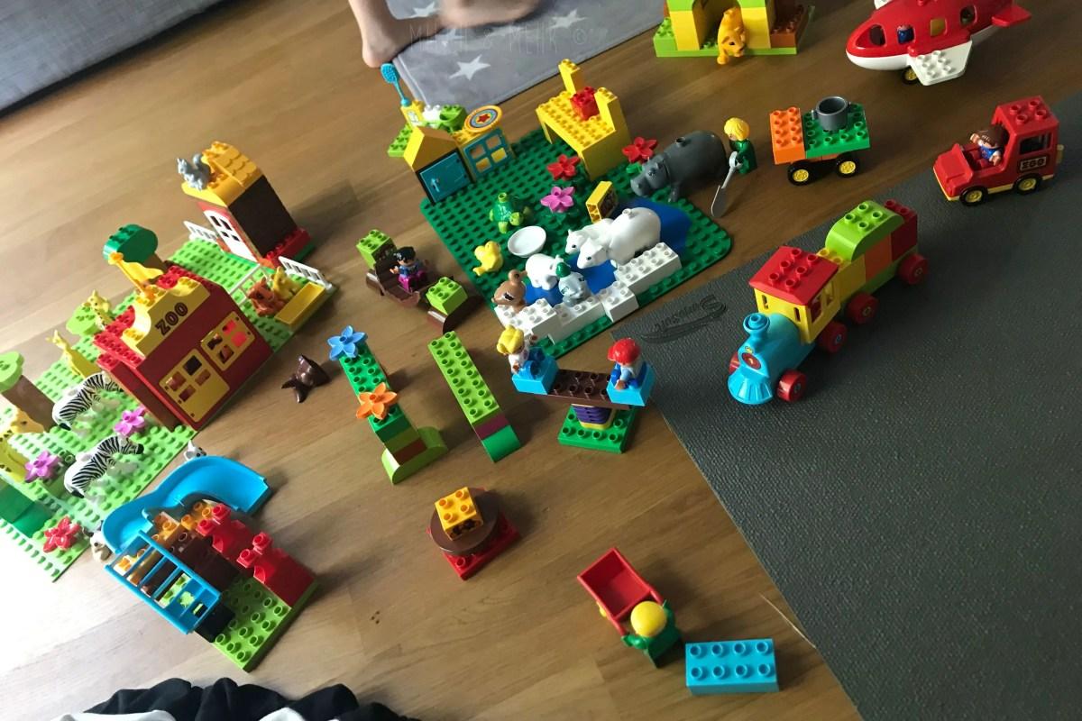 WIB #kw27 Lego Duplo Zoo Spielplatz