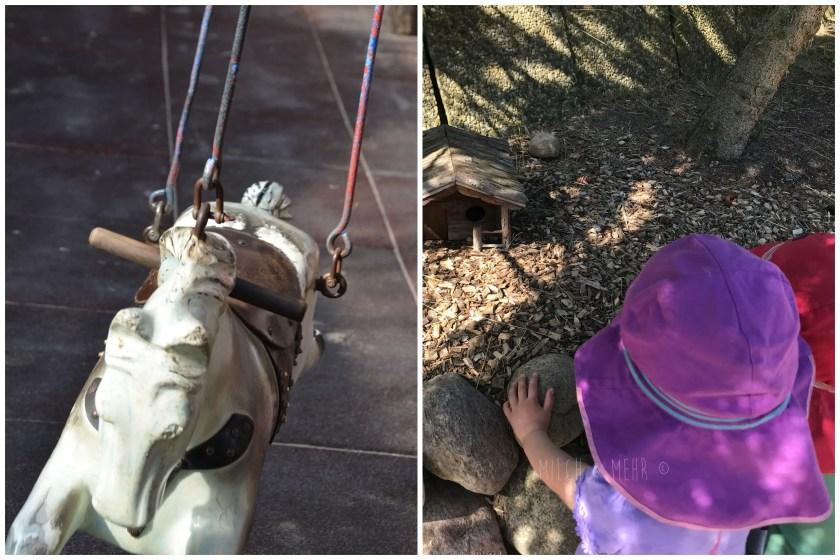 Tierpark auf Sylt Ausflug fuer Kinder
