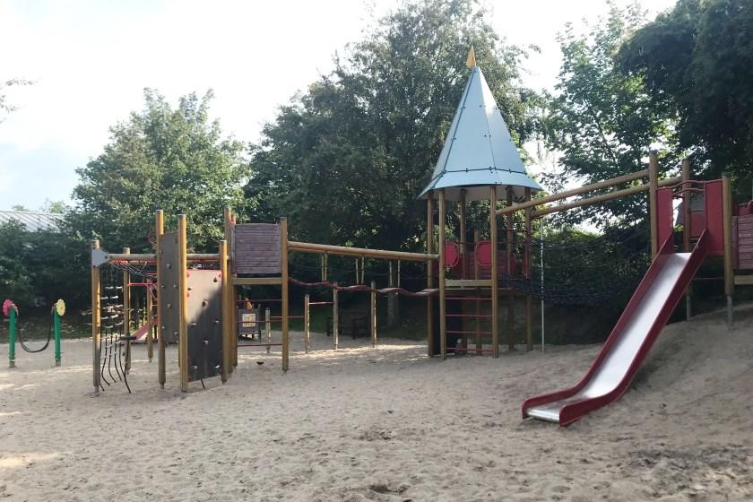 bester Spielplatz auf der Insel Sylt