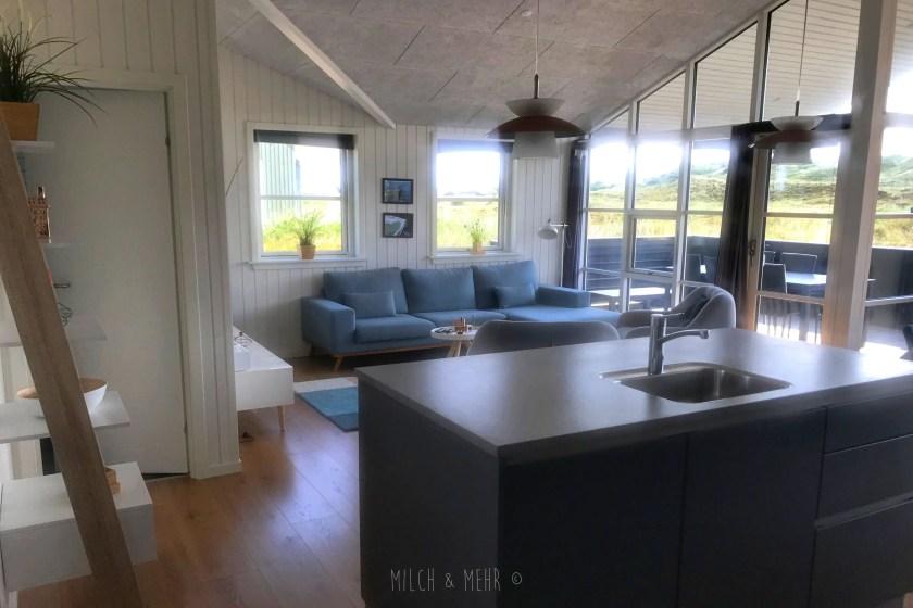 Ferienhaus familienfreundlich modern bei Hvide Sande