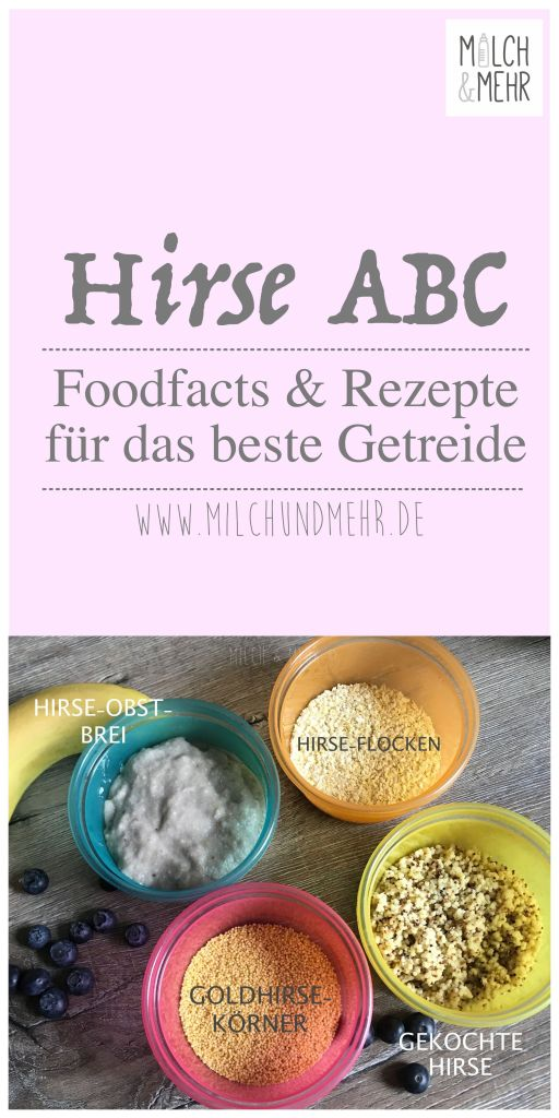 Hirse Foodfacts zum Superfood Getreide