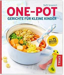 Buchtipp gesunde Kleinkindgerichte One Pot