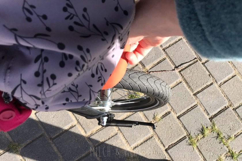 WIB #kw43 Zwillinge lernen Fahrradfahren