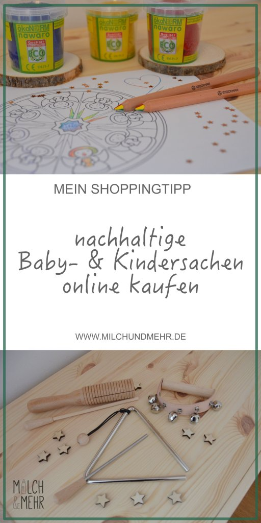 nachhaltige Kindersachen von Little Greenie Shopvorstellung