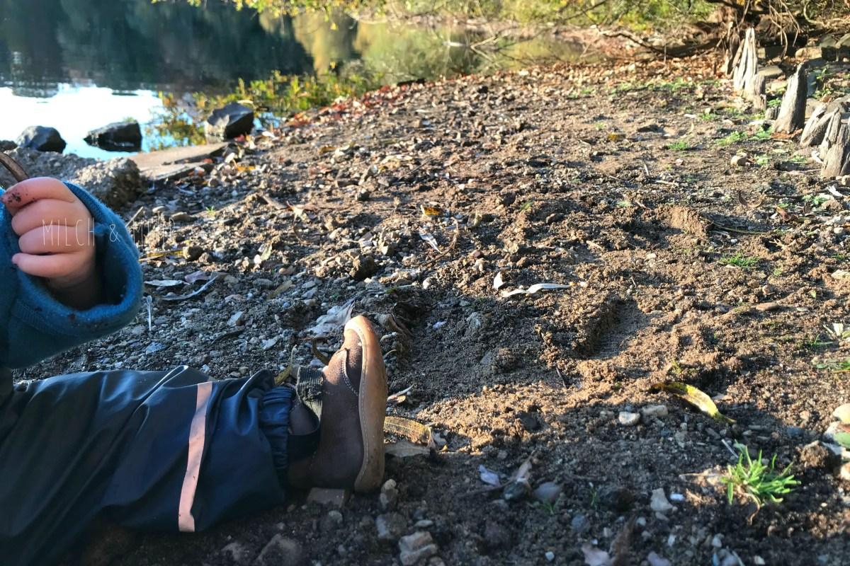 WIB #kw45 Ausflug mit den ersten eigenen Schuhen