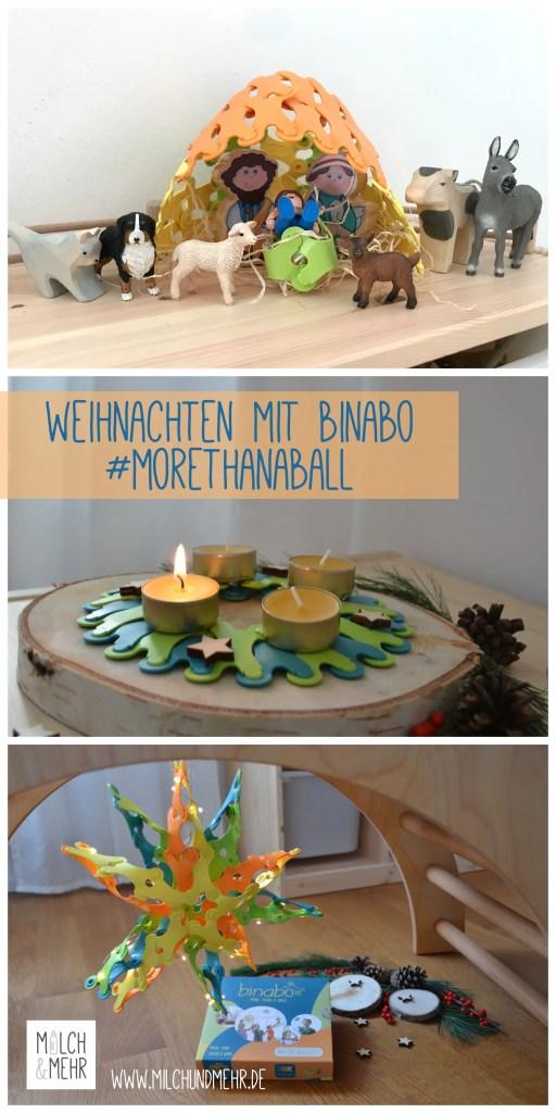 Binabo zu Weihnachten More Than A Ball