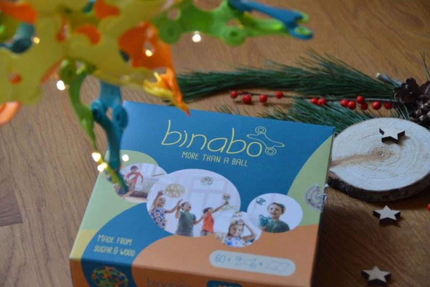 Binabo zu Weihnachten Produktvorstellung