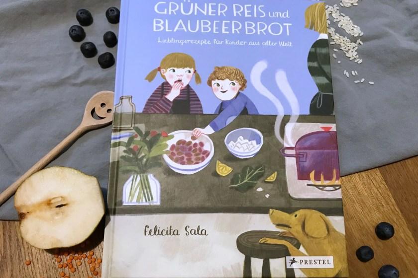 Buchvorstellung Gruener Reis und Blaubeerbrot